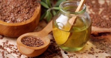 huile de lin pour cheveux